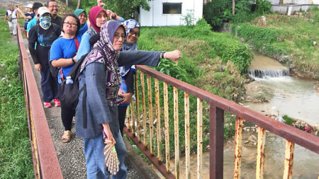 Advanced Training of Trainers on River Pollution Public Outreach Programme in Malaysia