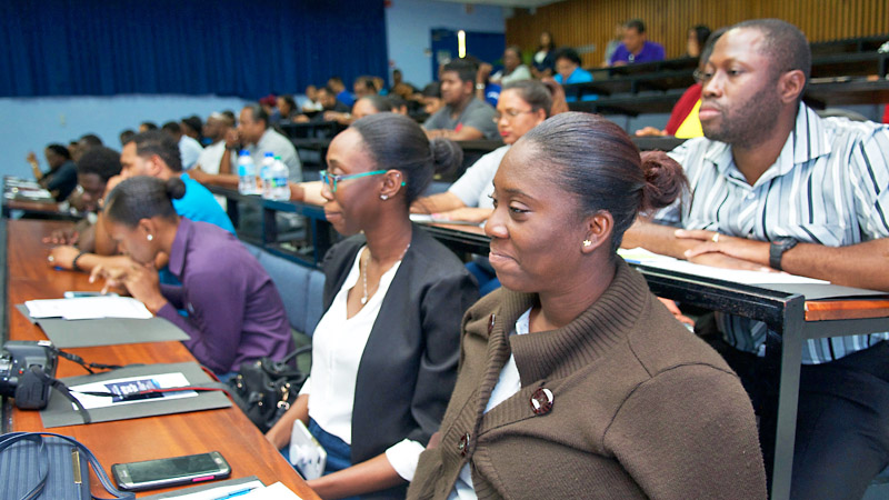 Trinidad and Tobago: Panel Discussion on Water Resource Management